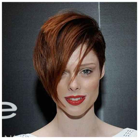 Рыжие волосы и пикси