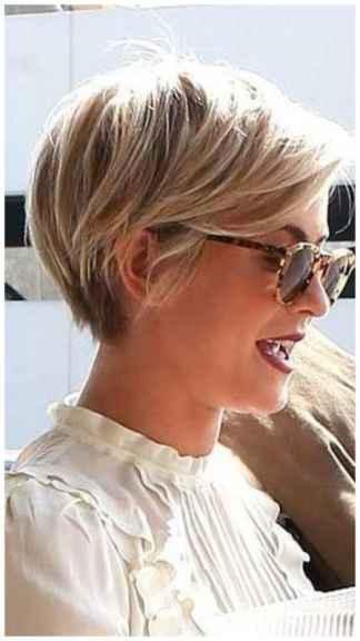 Женственный образ с короткими волосами